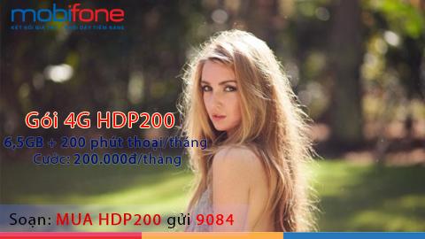 4g-HDP200