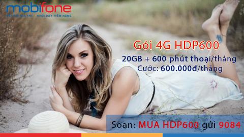 4g-HDP600
